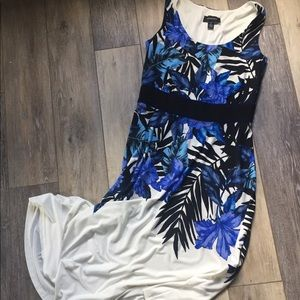 R&M Richards mid-calf dress. Perfect for summer!☀️
